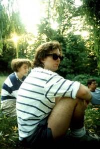 The peerless Alexander Isley, flanked by Marissa Rothkopf and Eric Kaplan